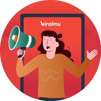 cara gampang menjadi viral