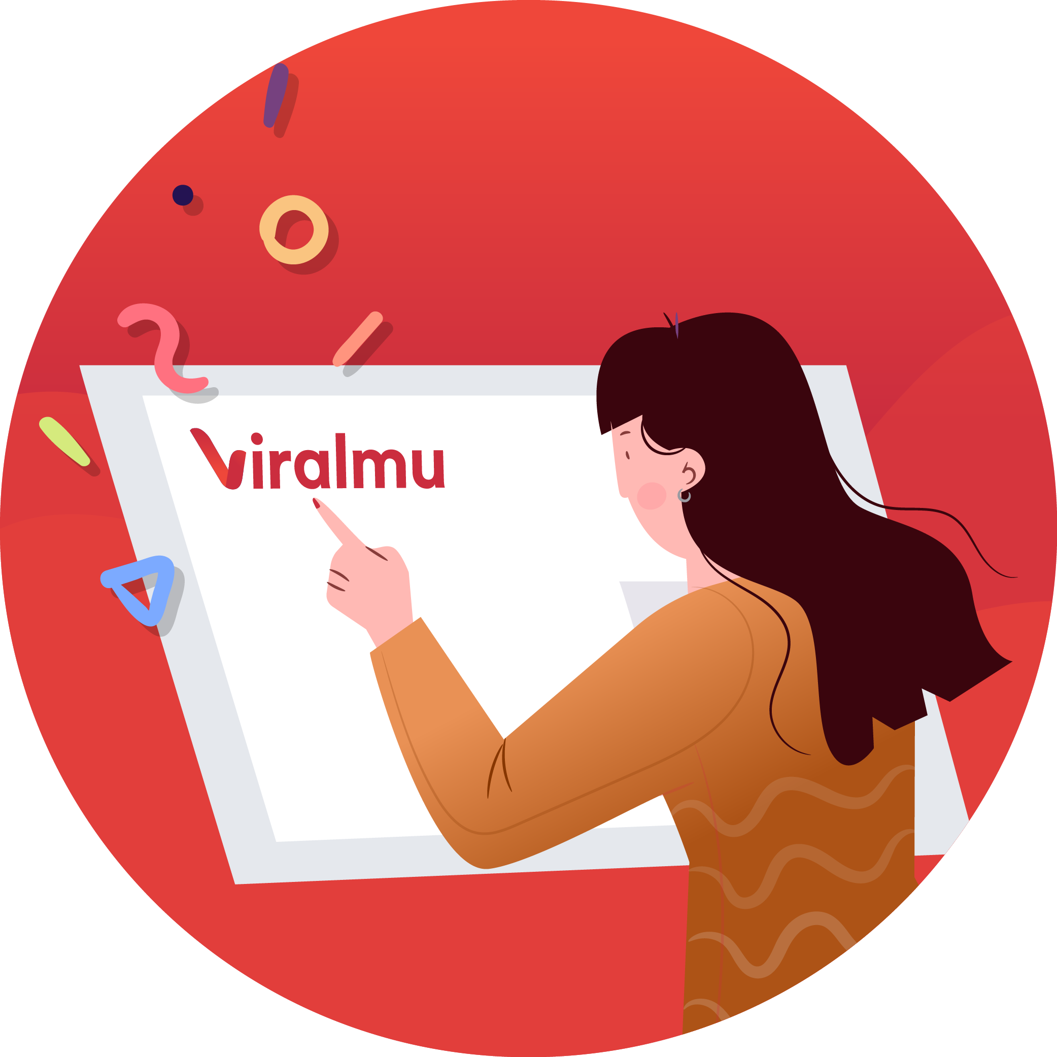aplikasi pembuat viral